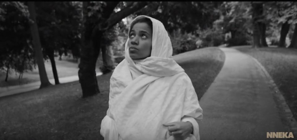 VIDEO: Nneka - Nothing