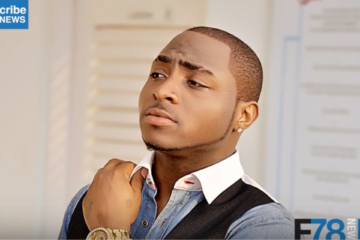 F78News: Davido Sacks Manager And Throws Shade At Sony Music, Mr Eazi, Asamoah Gyan + More