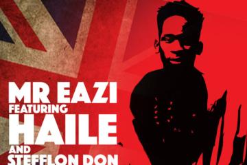 Mr Eazi – Skin Tight (UK Remix) Ft. Haile x Stefflon Don