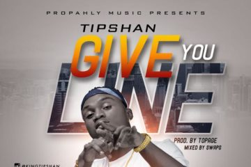 Tipshan – Give You Line (prod. TopAge)