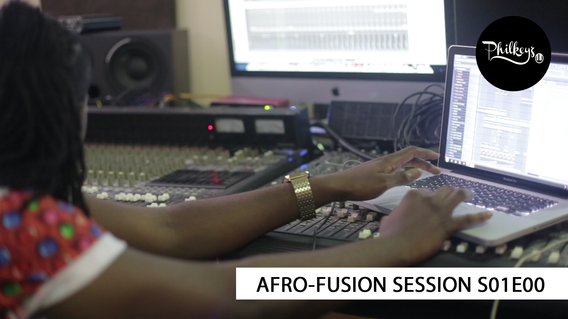 VIDEO: Philkeyz – Afro-Fusion Session | S01E00