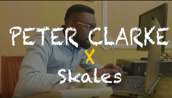 VIDEO: Peter Clarke ft. Skales - Ordinary Guys