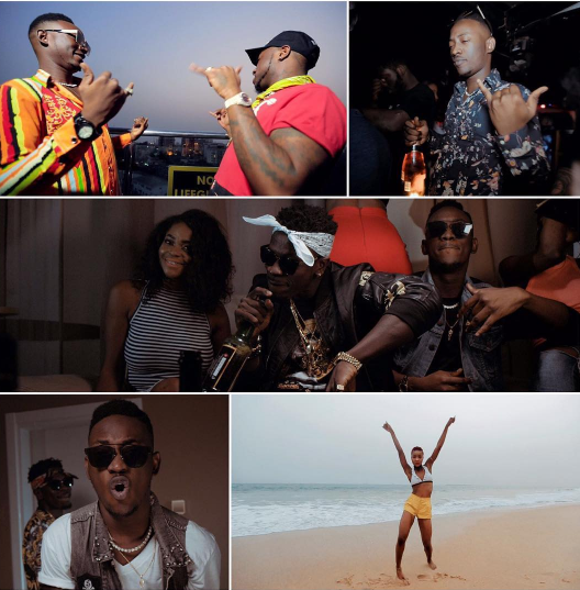 VIDEO Premiere: Dammy Krane X Davido - Ladies