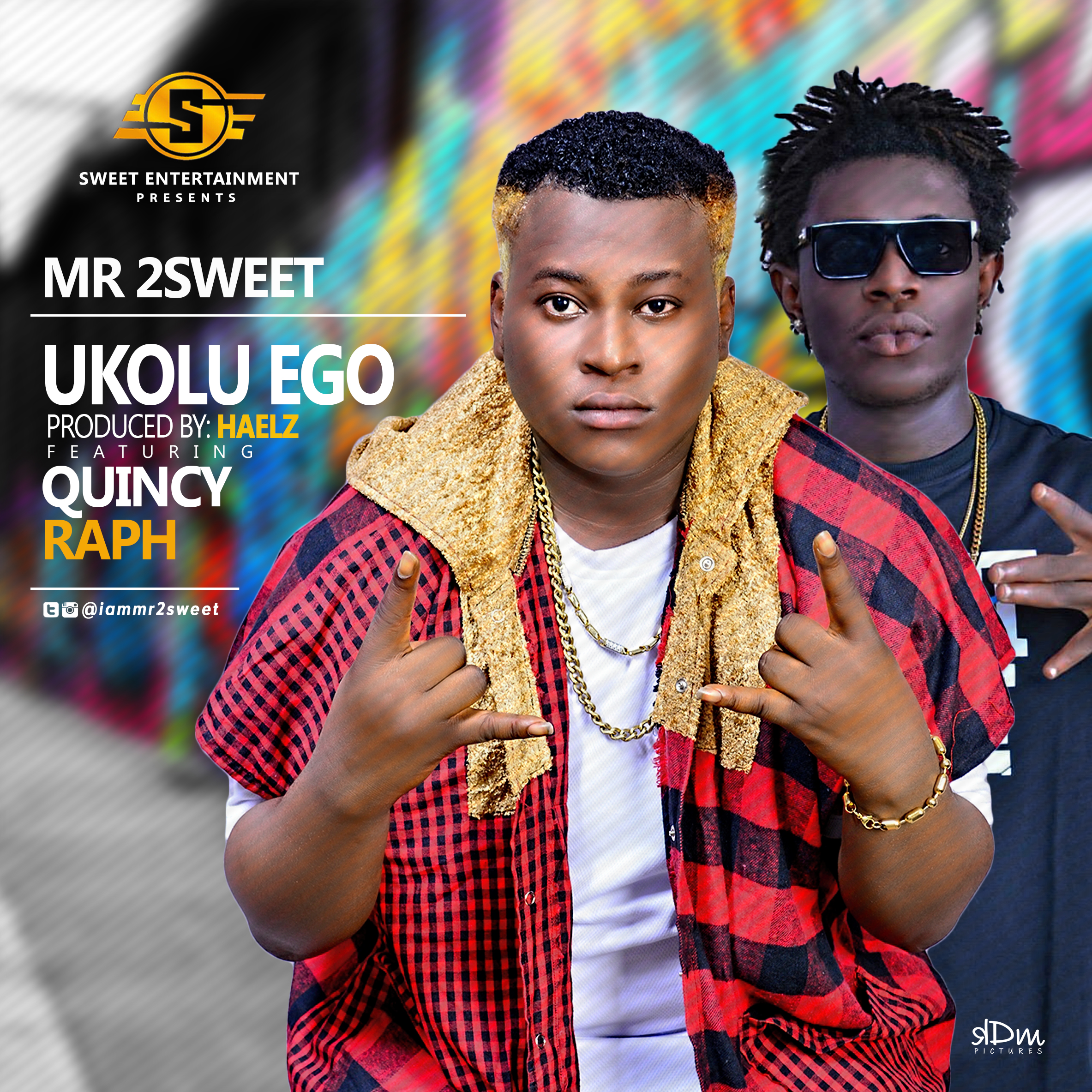 Mr 2Sweet ft. Quincy – Ukolu Ego