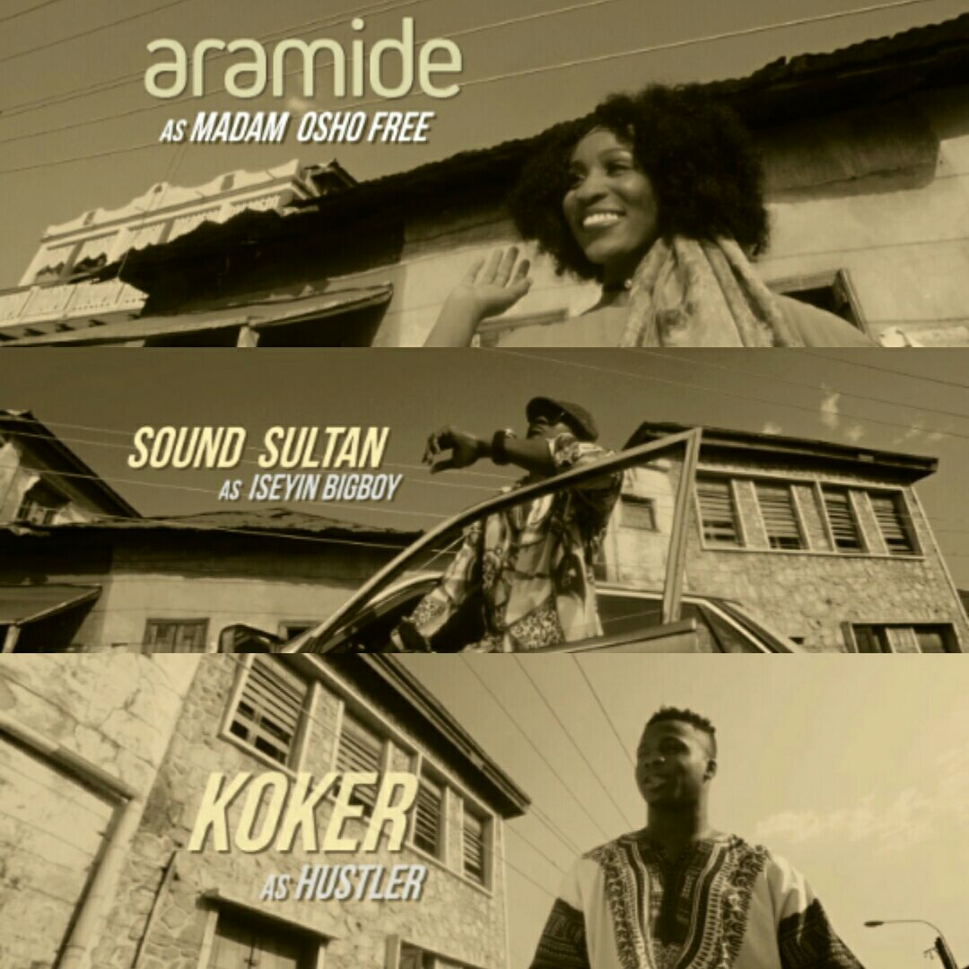 VIDEO: Aramide - Funmi Lowo ft. Sound Sultan X Koker(Remix)