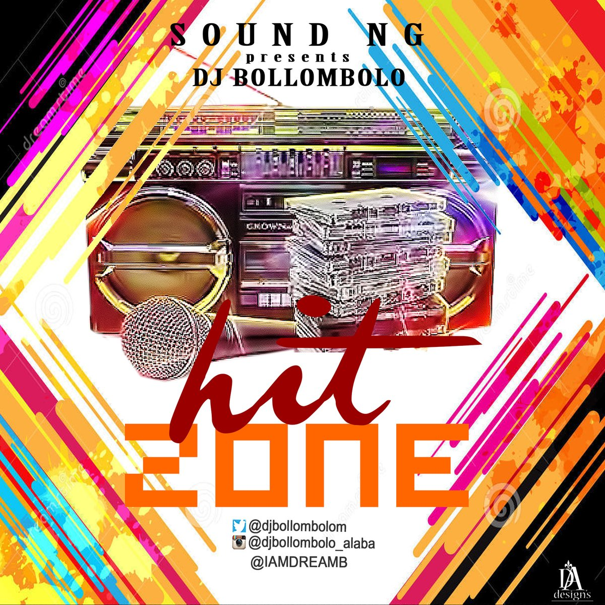 DJ Bollombolo – HIT ZONE (Mixtape)