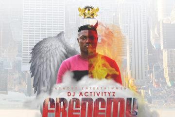 DJ Activityz – Frenemy (prod. 3D Classique)