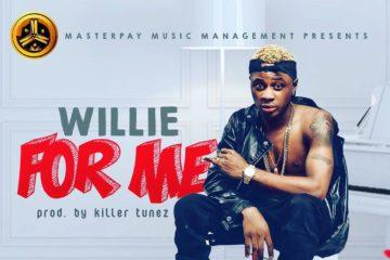 Willie – For Me (prod. KillerTunes)