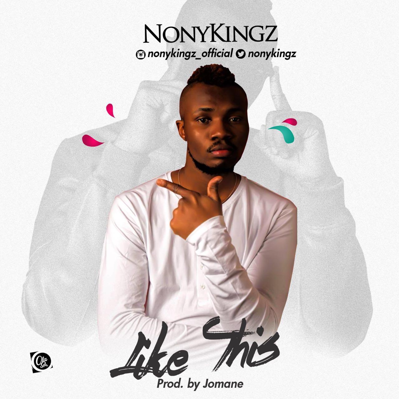 Nonykingz – Like This (prod. Jomane)