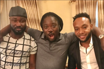 """Shame To Bad People… Together We Stand"" – Daddy Showkey Reconciles Kcee & HarrySong"