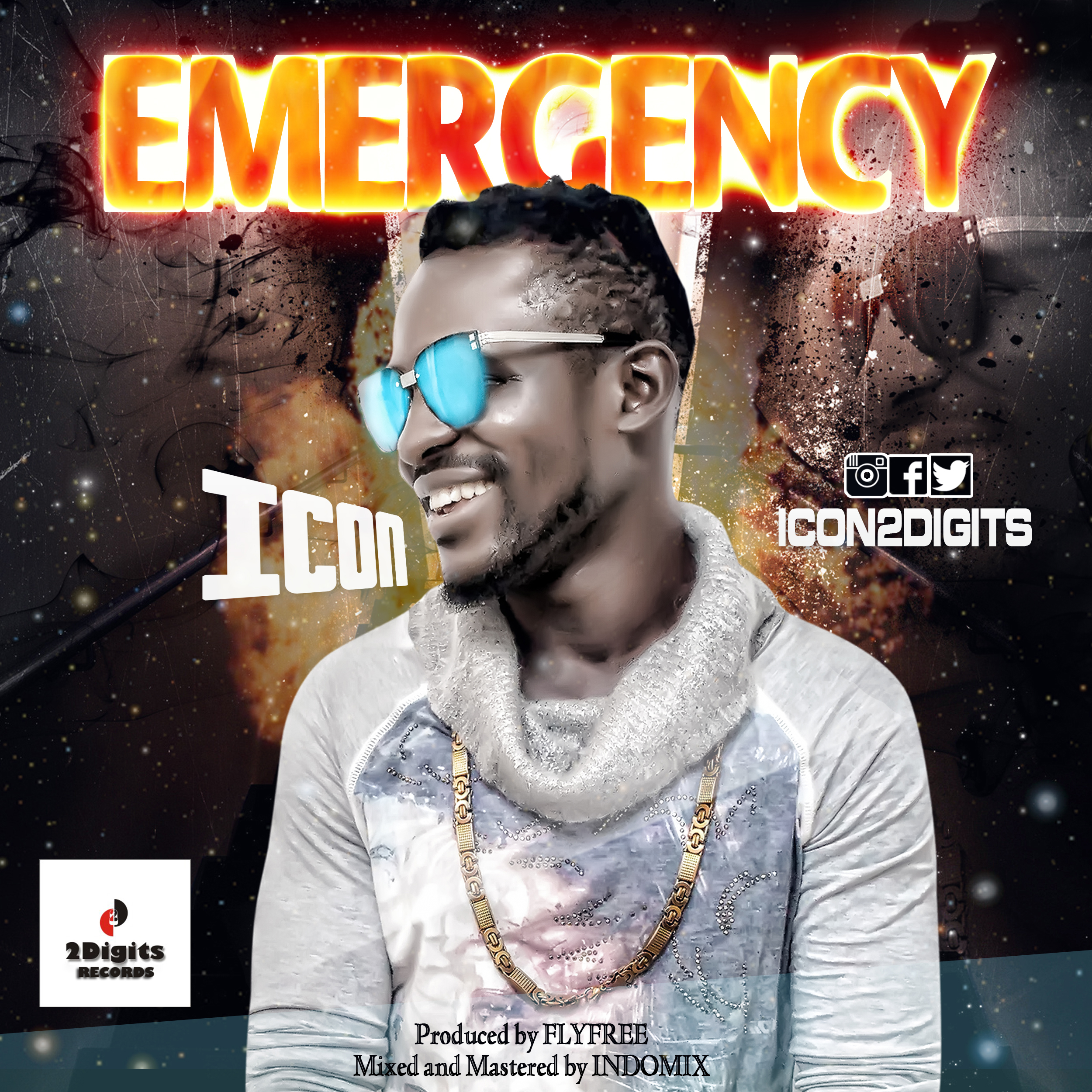 ICON – Emergency (#Afro-Street)