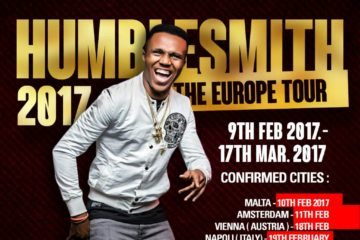 """VIDEO: Humblesmith Performed """"Attracta"""" In Vienna"""