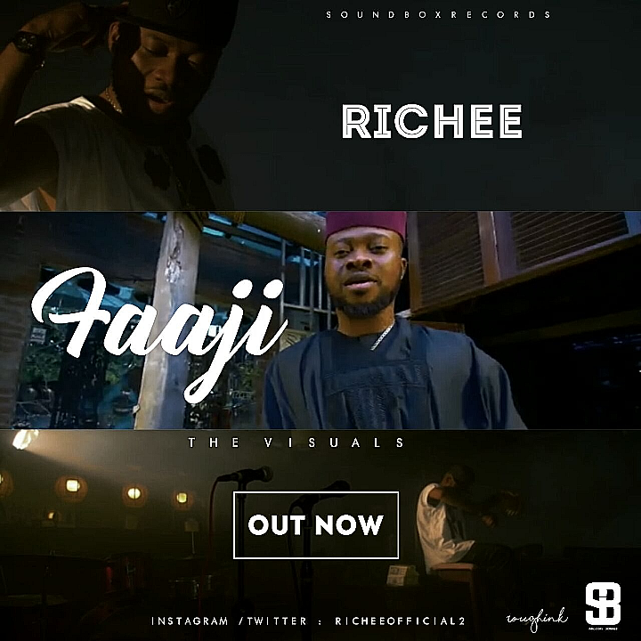 VIDEO: Richee – Faaji