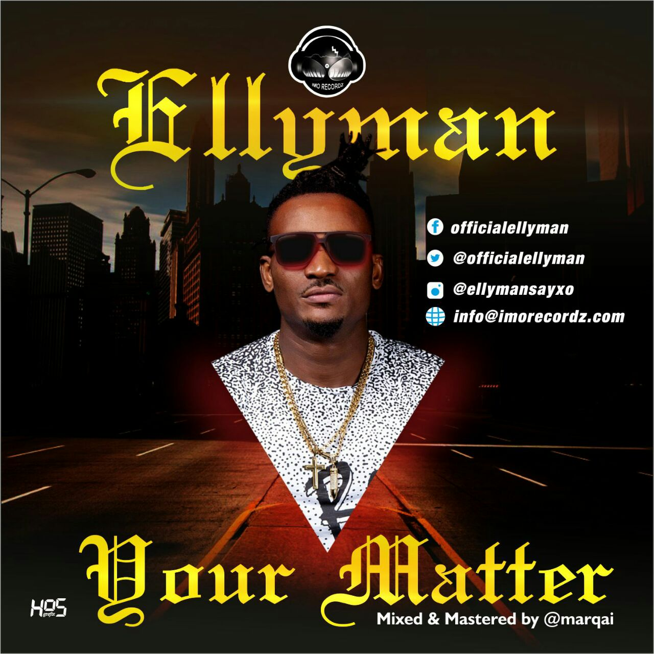 VIDEO: Ellyman – Your Matter
