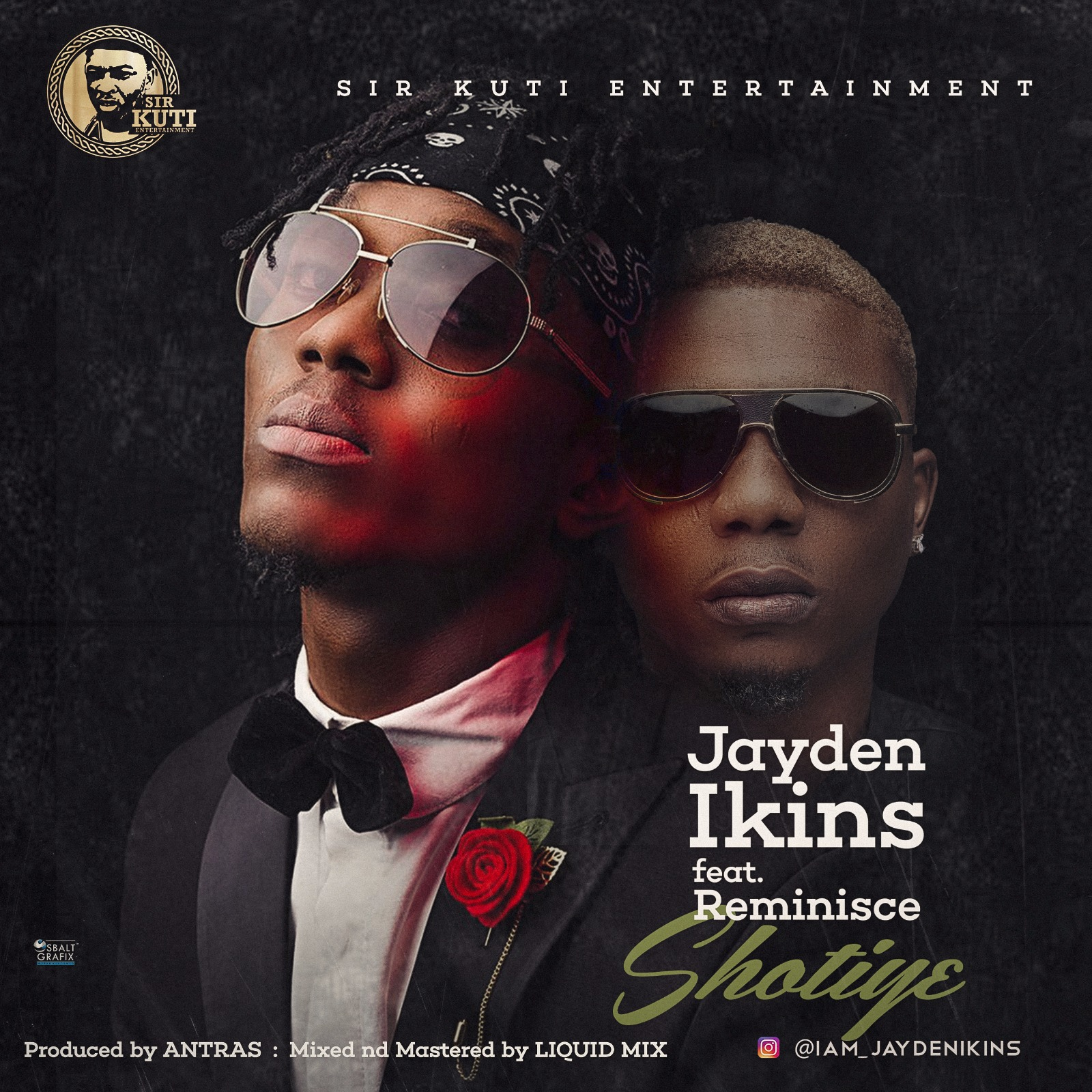 Shotiye (Prod. by Antras) – Jayden ft. Reminisce