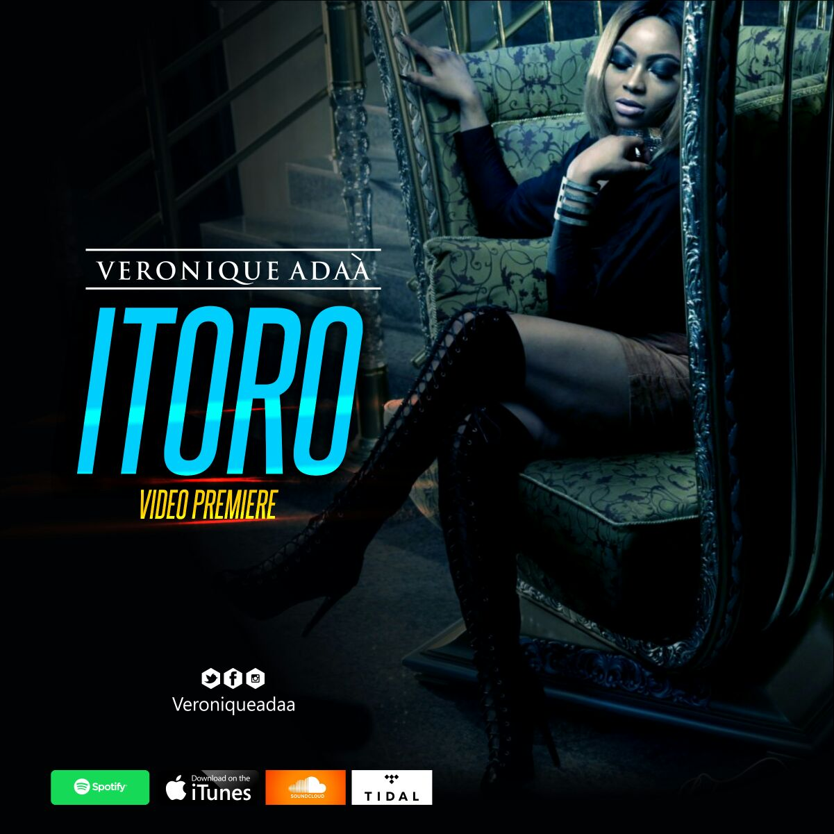 VIDEO: Veronique Adaa – Itoro