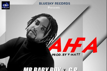 AhFa – Mr Baby Boy ft. G.P (prod.  V-Matt)