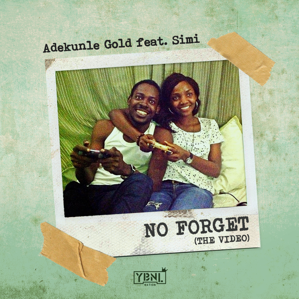 VIDEO: Adekunle Gold - No Forget ft. Simi