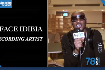 F78NEWS: Protest Will Go Ahead With Or Without 2face, Wizkid Receives Plaque From ASCAP + More.