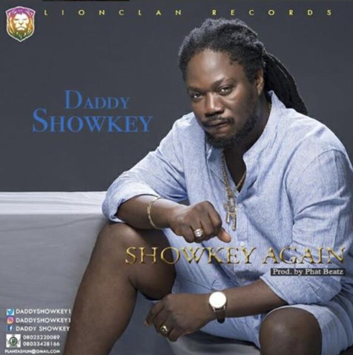 Daddy Showkey - Showkey Again (prod. Phat Beatz)