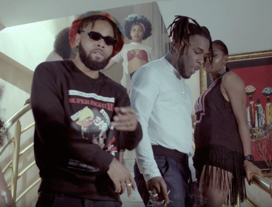 VIDEO: P.R.E ft. Burna Boy - Wonleto (Dem No Reach)