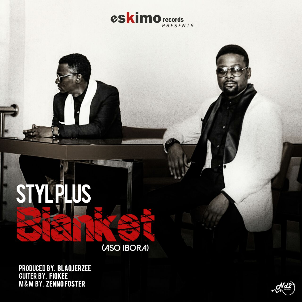 Styl Plus - Aso Ibora (Prod. by Blaq Jerzee)