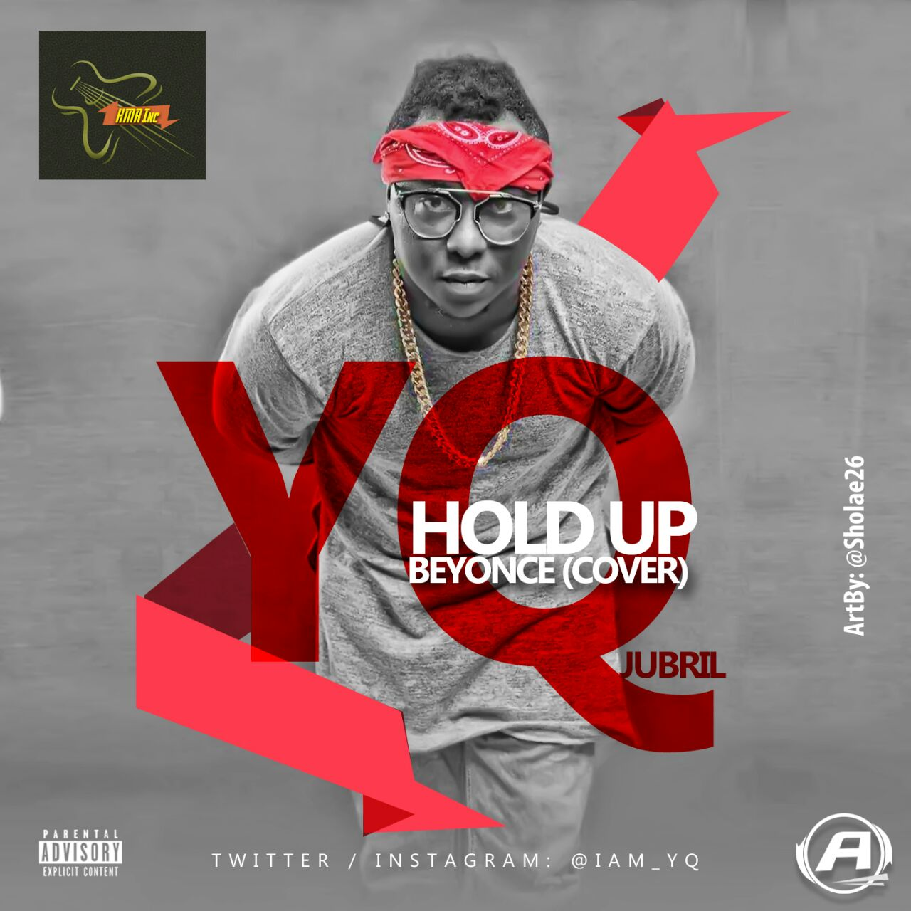 YQ - Hold Up (Beyonce Cover)