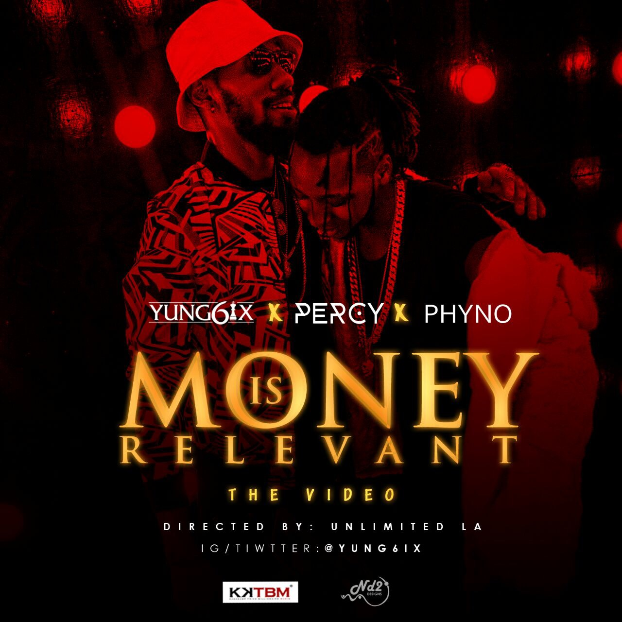 VIDEO: Yung6ix ft. Phyno X Percy - Money Is Relevant