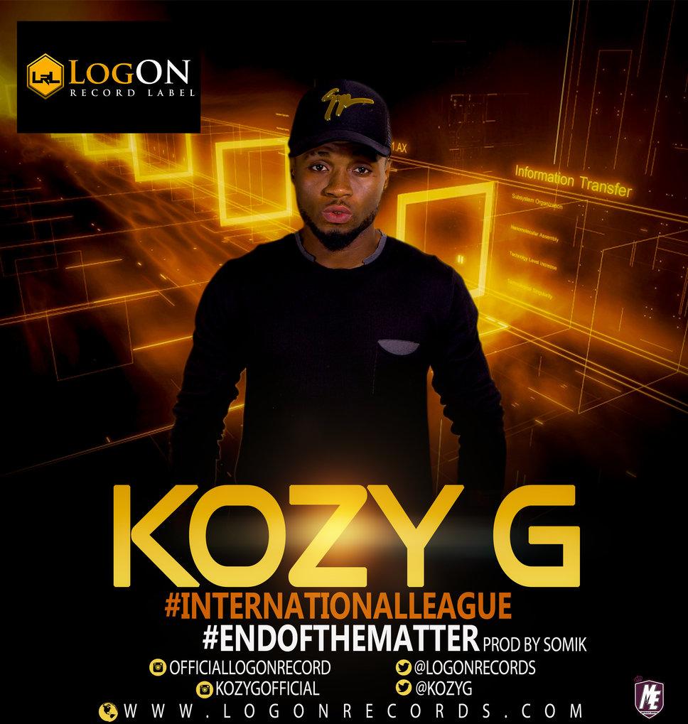 KozyG – International League | End of The Matter