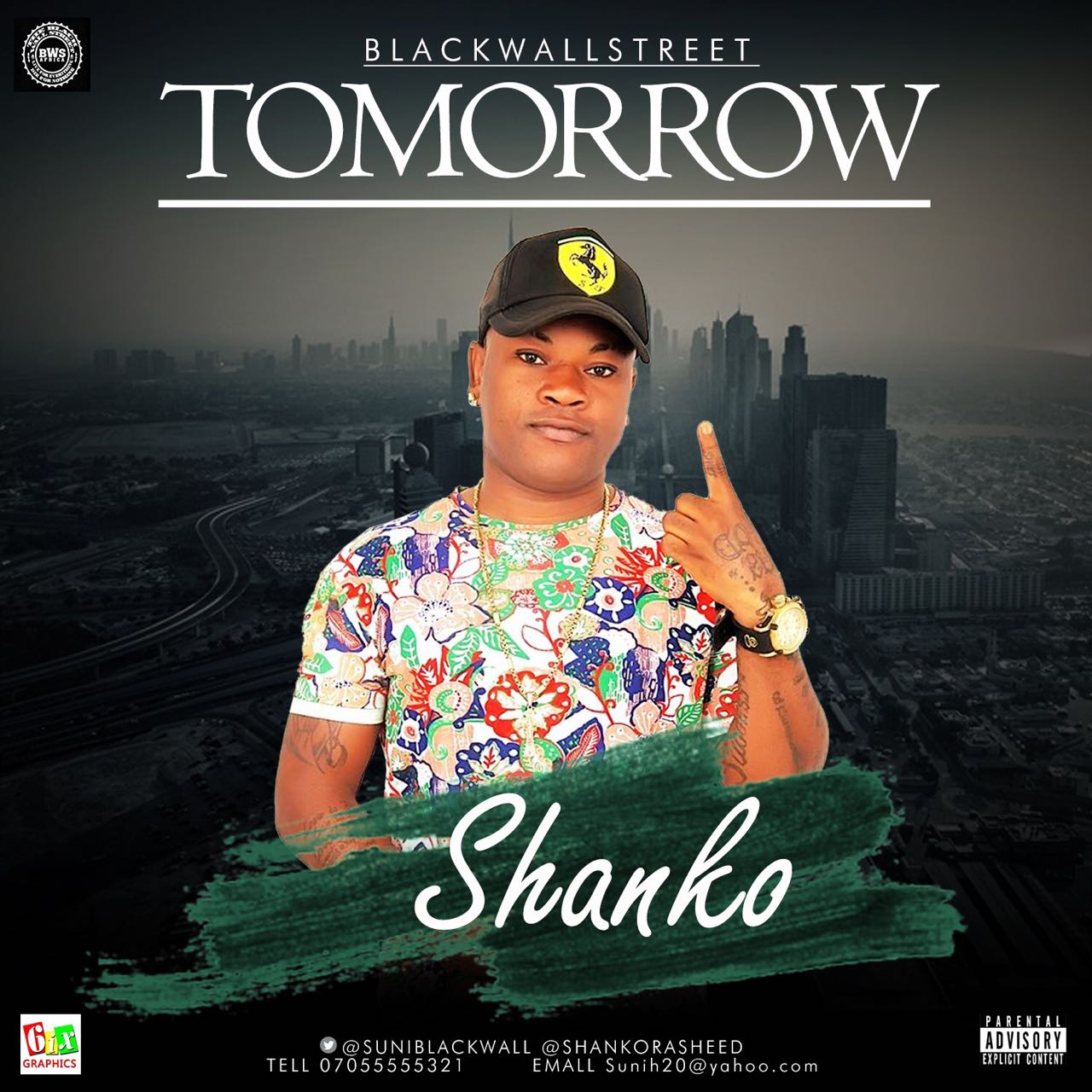 Shanko – Tomorrow