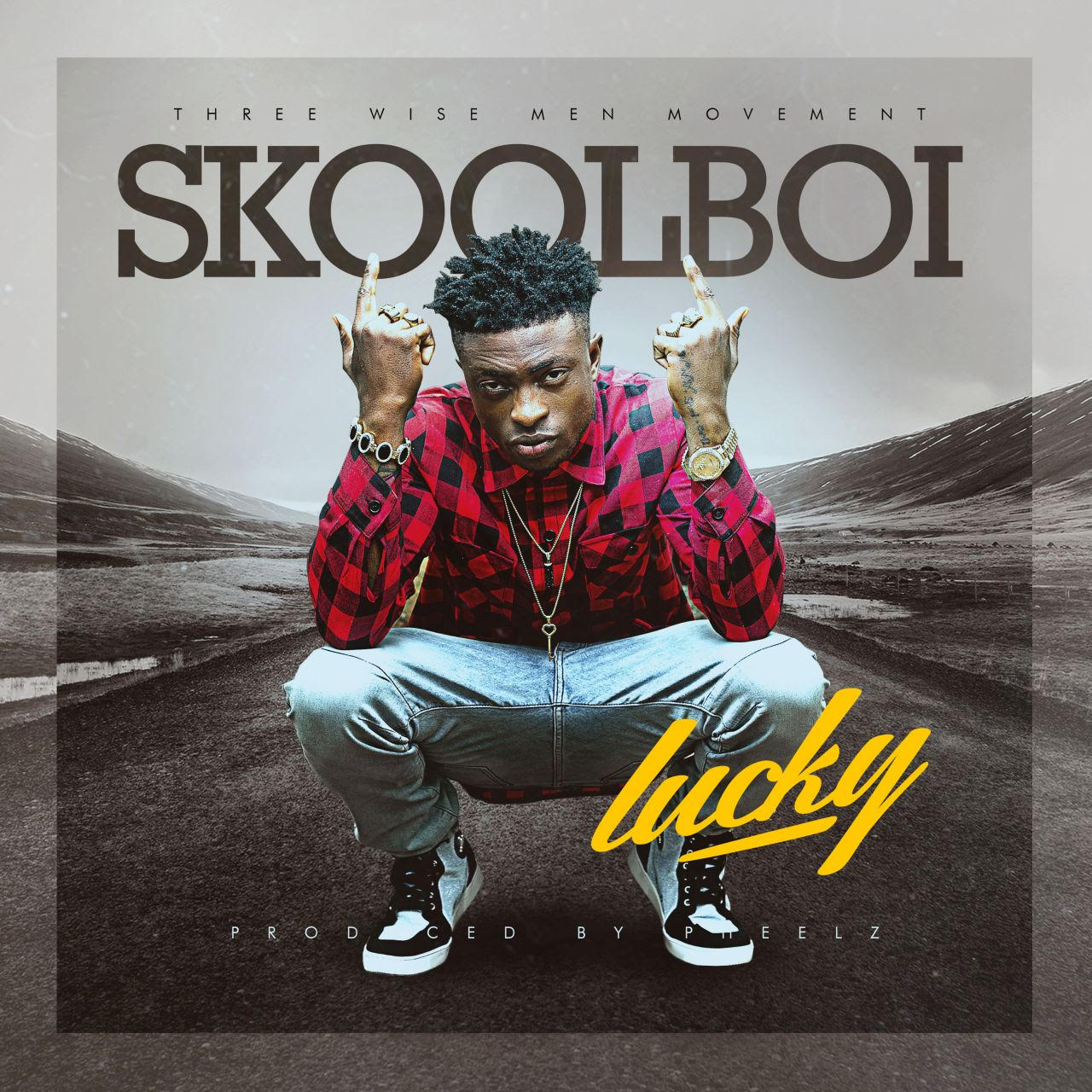 VIDEO: Skool Boi ft. D.A – Lucky (prod. Pheelz)