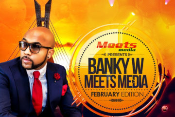 Banky W Meets Media as Doris Simeon, Bryan Okwara, Joro Olumofin, other stars for 'Love Meets Media' Dinner