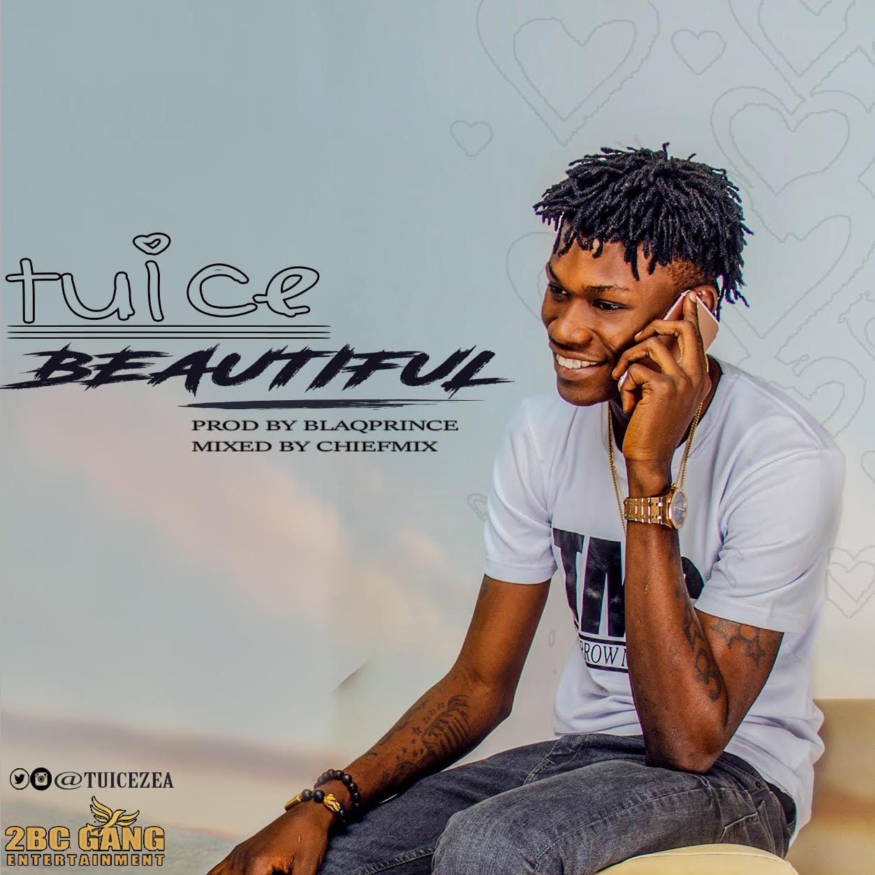 Tuice – Beautiful - (prod. BlaQPrince)