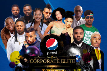 #PepsiEliteCrew: Win Tickets For You And Your Crew To The Pepsi Corporate Elite!