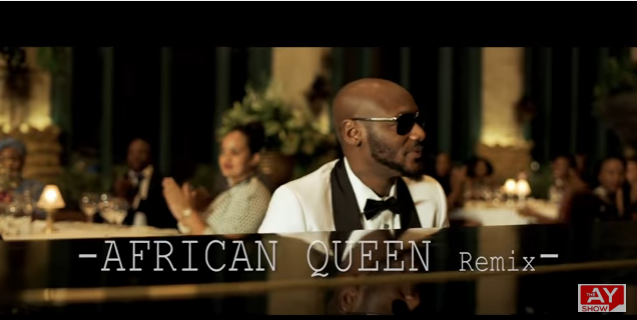 VIDEO: 2Baba - African Queen (Remix) | Starring RMD, Annie Idibia Adesua Etomi, AY