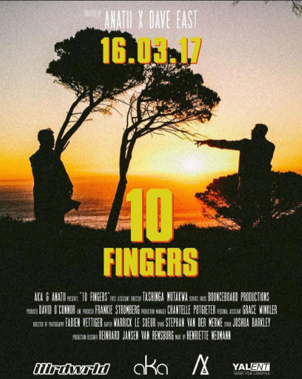 VIDEO: AKA & Anatii - 10 Fingers