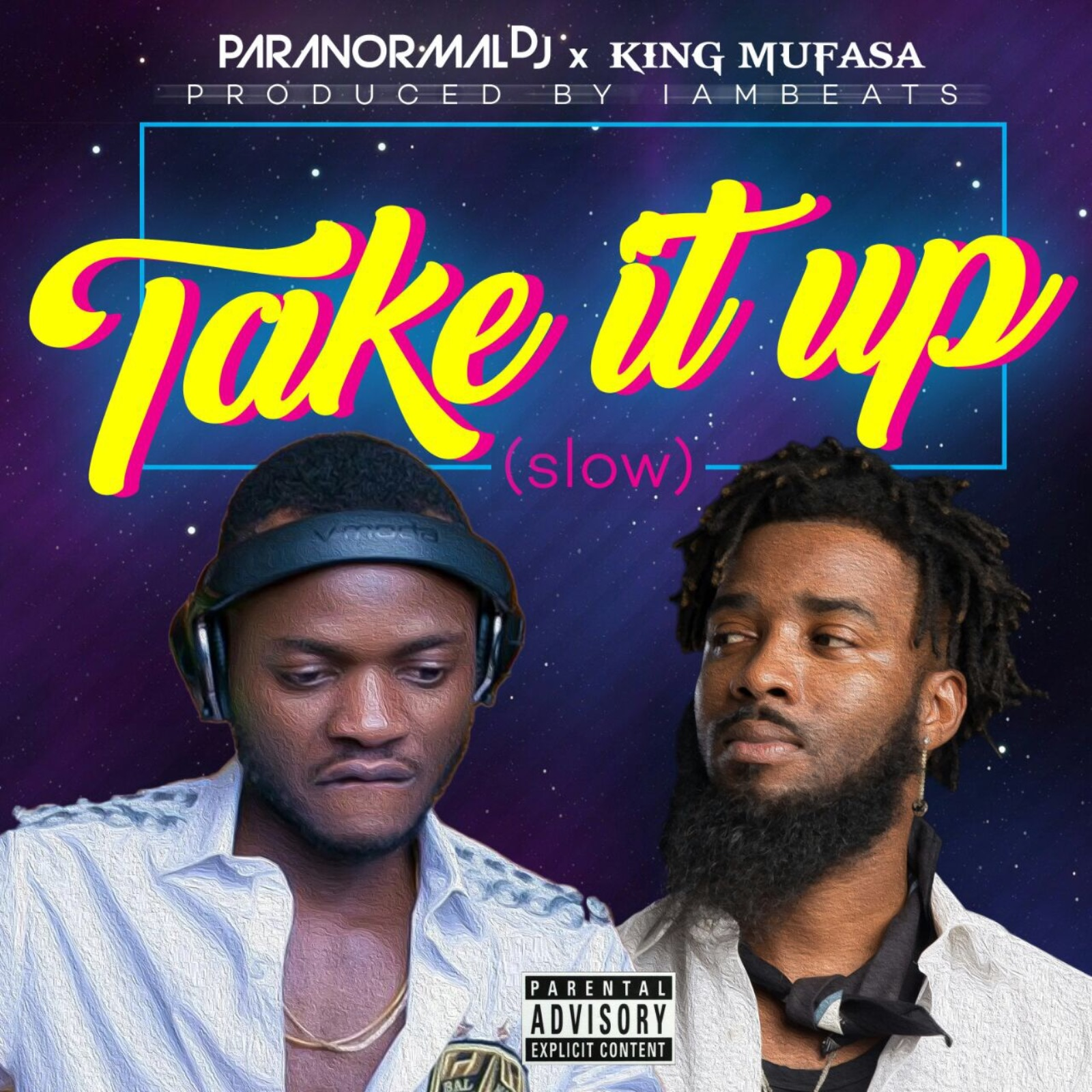 ParanormalDJ Ft. King Mufasa – Take It Up