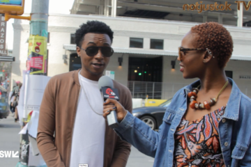Notjustok TV: Ayo Jay On RCA Plans, Competition w/ Davido & Wizkid | #SXSW2017 Performance