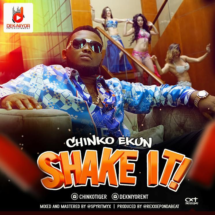 VIDEO: Chinko Ekun - Shake It