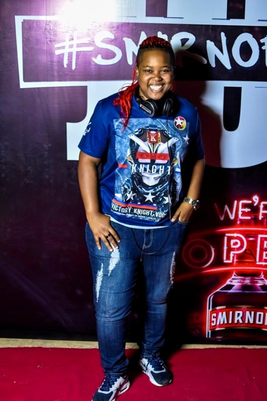 Olawunmi Okerayi - DJ Lambo