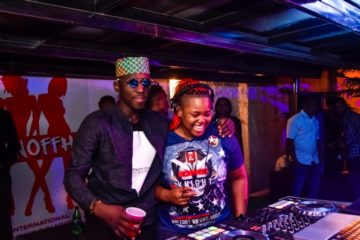 DJ Spinall, DJ Lambo And More Perform At Smirnoff House Party In Jos
