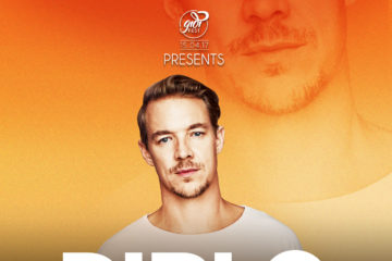 DIPLO Joins Burna Boy And Davido At #GidiFest2017!