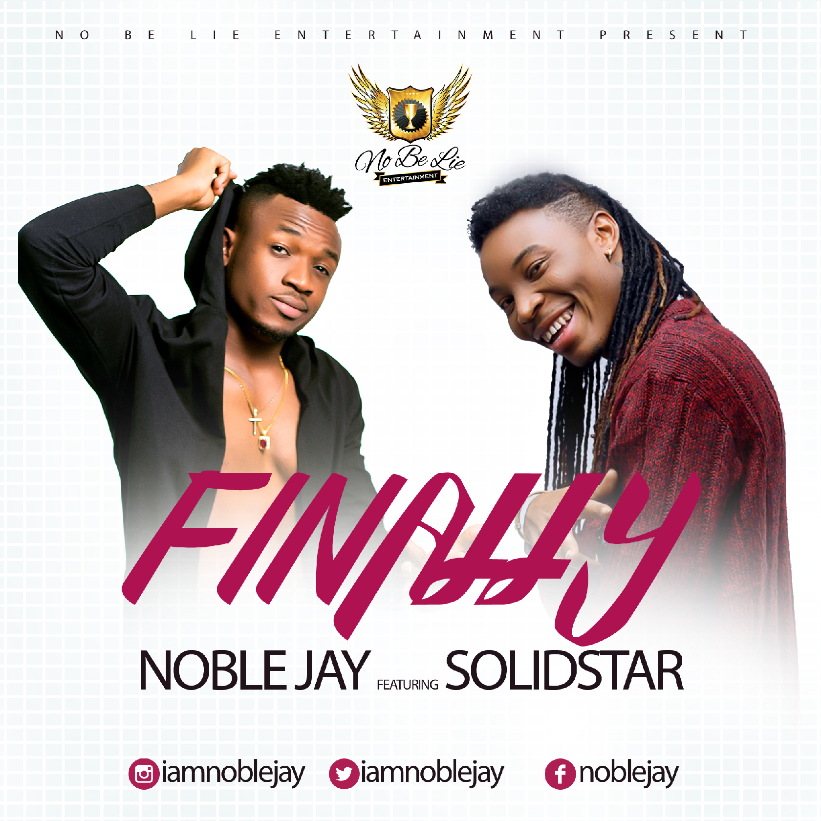 Noble Jay ft. Solidstar – Finally