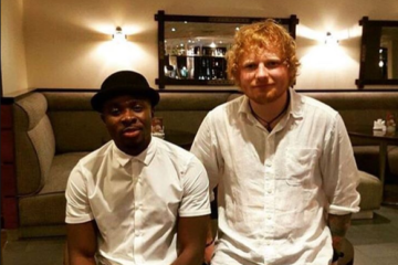 "Killbeatz & Fuse ODG Score Major Credit on Ed Sheeran's New Album, ÷ (Divide) | Listen To ""Bibia Be Ye Ye"""