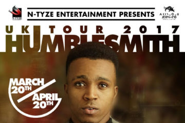 Humblesmith Set To Light Up Major Cities AS 2017 U.K Tour Gets Underway