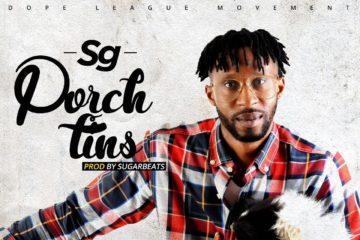 SG  –  Porch Tins (prod. Sugarbeats)