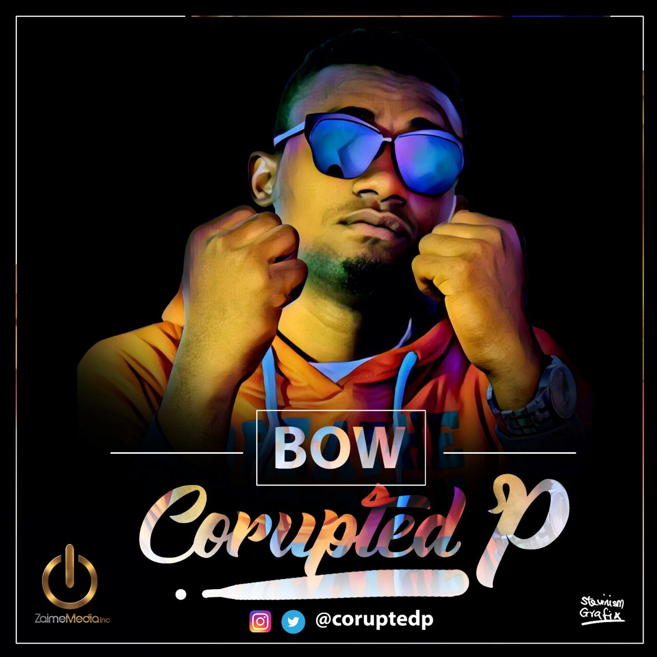 Corupted P – Bow (prod. by Pheelz)