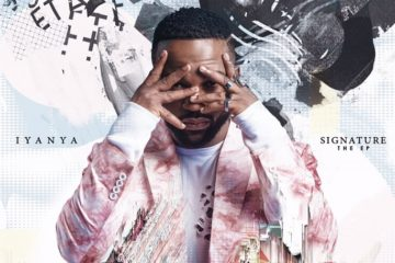 "Iyanya Releases ""Signature"" EP 