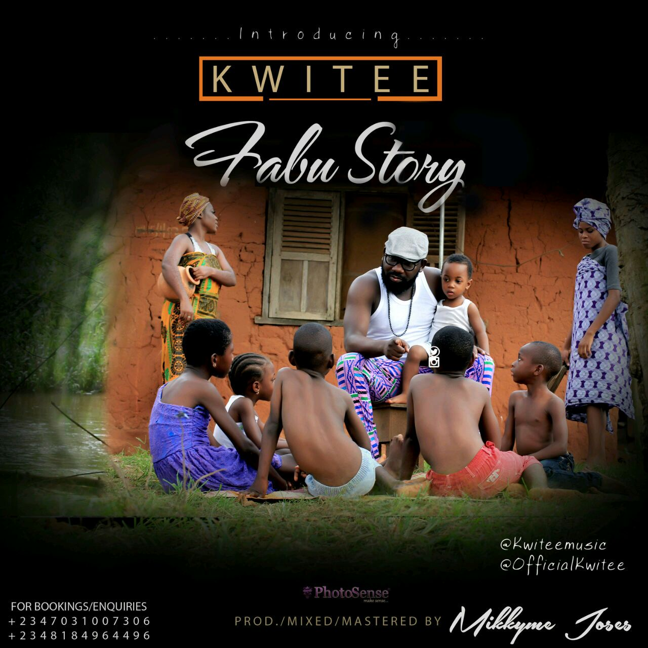 VIDEO: Kwitee – Fabu Story