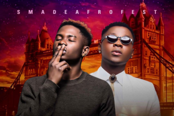 Kiss Daniel & Lil Kesh Set To Headline Smade Afrofest 2017 in London Tonight!